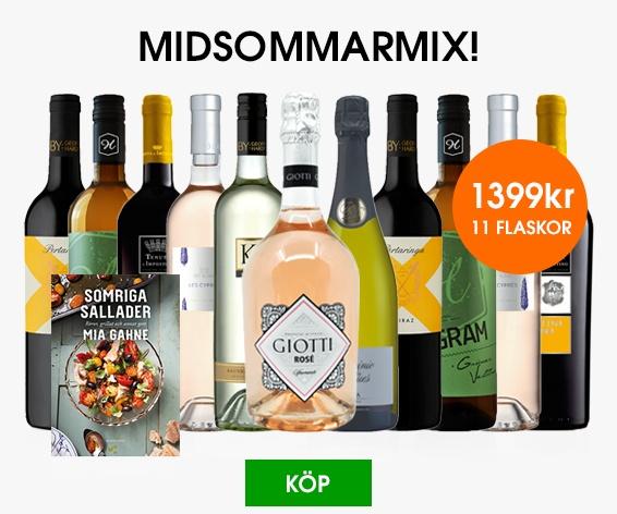 vinoteket midsommar vin
