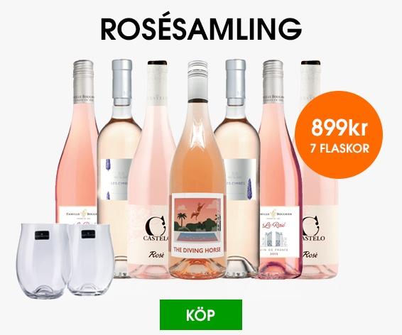 Rosésamling