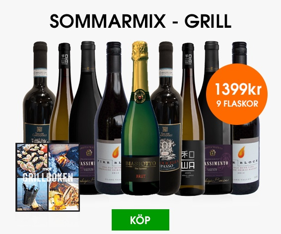 Sommarmix - Grill