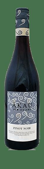 Akau Pinot Noir 2017 Pinot Noir