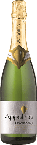 Appalina Sparkling Chardonnay (alkoholfri) Chardonnay