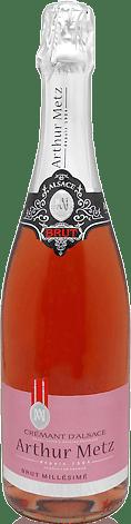 Arthur Metz Crémant d'Alsace Rosé NV Pinot Noir