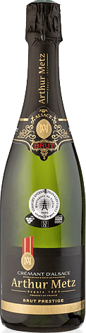 Arthur Metz Prestige Crémant d'Alsace NV Pinot Blanc