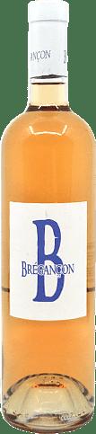 B de Brégancon Rosé Côtes de Provence 2018 Cinsault
