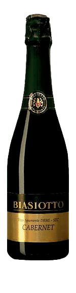 Biasiotto Cabernet Franc Spumante Brut 2017 Cabernet Franc 100% Cabernet Franc Venetien