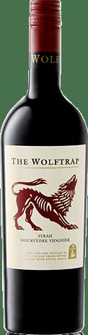 Boekenhoutskloof The Wolftrap Syrah-Mourvédre 2017 Shiraz-Syrah