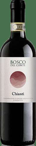 Bosco del Conte Chianti 2018 Sangiovese