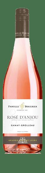 Bougrier Collection Rosé D´Anjou AOP 2019 Gamay Gamay, Grolleau Loire