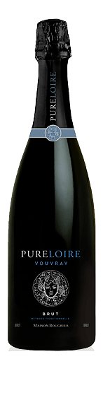 Bougrier Pure Loire Vouvray Brut NV Chenin Blanc 100% Chenin Blanc Loire