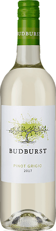 Budburst Pinot Grigio 2017 Pinot Grigio