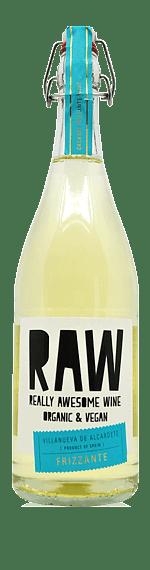 RAW Bio & Vegan Frizzante NV Annan Blandade lokala druvsorter Vino de Mesa