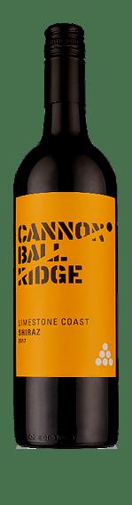 Cannonball Ridge Shiraz Limestone Coast 2017 Shiraz-Syrah 100% Shiraz South Australia