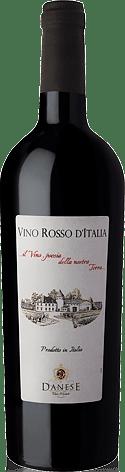 Cantina Danese Vino Rosso d'Italia Primitivo