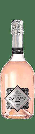 Casa Toria Rosé Spumante Extra Dry NV Annan Blandade inhemska druvsorter Vino d'Italia