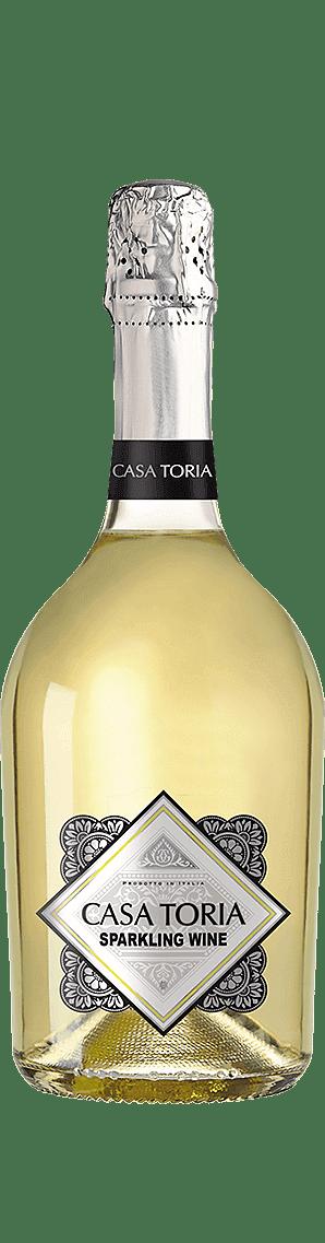 Casa Toria Vino Spumante Extra Dry NV Övriga Blandade lokala druvor Venetien