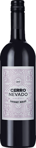 Cerro Nevado Cabernet Merlot 2018 Cabernet Sauvignon