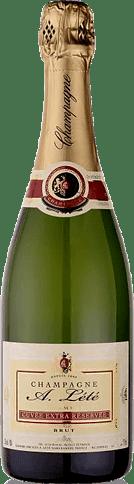 Champagne A. Lété Brut Cuvée Extra Réservée NV Pinot Noir