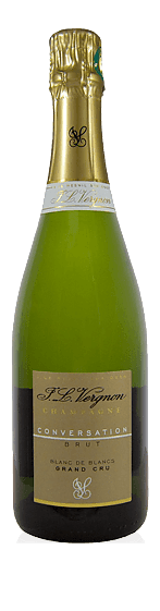Champagne JL Vergnon Conversation Grand Cru Brut NV Chardonnay