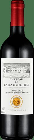 Château Caraguilhes Classique Rouge 2017 Shiraz-Syrah