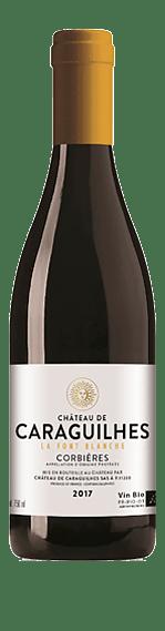 Château Caraguilhes La Font Blanche White Corbières 2018 Roussanne 65% Roussanne, 35% Grenache blanc Languedoc-Roussillon