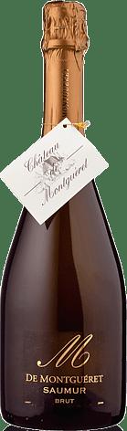 Château De Montgueret Saumur Brut NV Chenin Blanc