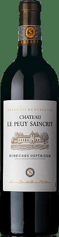 Château Le Peuy Saincrit Bordeaux Superieur 2016 Merlot