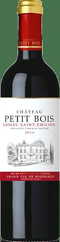 Château Petit Bois Lussac-Saint-Émilion 2016 Merlot