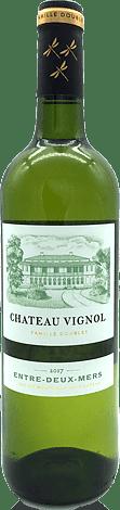Château Vignol Entre-deux-Mers Blanc 2017 Sauvignon Blanc