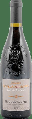 Châteauneuf-du-Pape Cuvée Deux Soeurs Tour St Michel 2016 Grenache