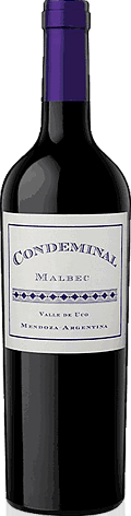 Bodega Atamisque Condeminal Malbec 2015  Malbec