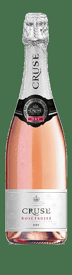 Cruse Mousseux Brut Rosé NV Blend Blend Sydvästra Frankrike