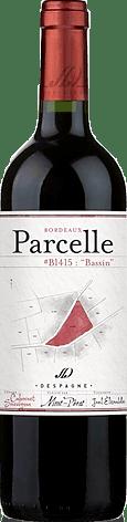 Despagne Parcelle #B1415 Bassin Cabernet Sauvignon 2017 Cabernet Sauvignon