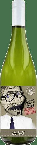 Domaine Maltoff Cuvée Classic Limited Edition Chardonnay 2015 Chardonnay