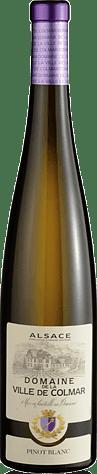Domaine De La Ville De Colmar Pinot Blanc 2016 Pinot Blanc