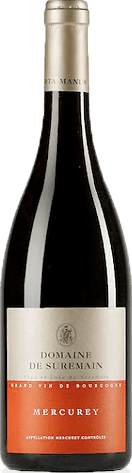 Domaine de Suremain Mercurey 2014  Pinot Noir