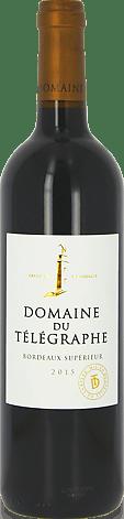 Domaine du Télégraphe Bordeaux Supérieur AOP Rouge 2015 Merlot