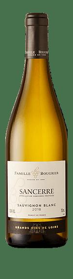 Famille Bougrier Collection Sancerre 2018 Sauvignon Blanc 100% Sauvignon Blanc Loire