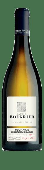 Famille Bougrier Grande Réserve Touraine Chenonceaux 2018 Sauvignon Blanc 100% Sauvignon Blanc Loire