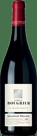 Famille Bougrier La Grande Réserve Saumur Rouge 2017  Cabernet Franc