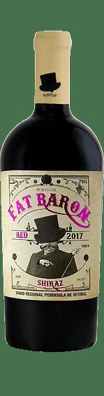 Fat Baron Shiraz 2017 Shiraz-Syrah 100% Shiraz Setúbal