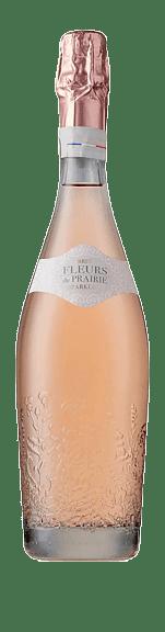 Fleurs de Prairie Brut Rosé Cinsault
