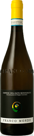 Franco Mondo Cortese dell'Alto Monferrato 2018 Cortese