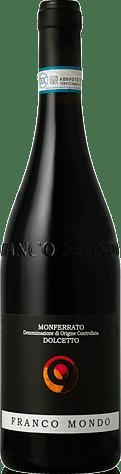 Franco Mondo Monferrato Dolcetto 2017 Dolcetto