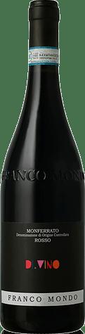 Franco Mondo Monferrato Rosso Di.Vino 2017 Barbera