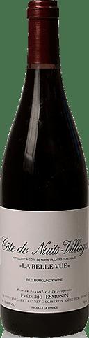Frédéric Esmonin Côte de Nuits Villages La Belle Vue 2016 Pinot Noir
