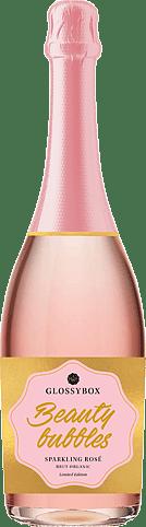 Glossybox Beauty Bubbles Sparkling Rosé Brut Organic