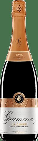 Gramona Cava Gran Reserva Brut La Cuvée Organic 2012 Xarel-lo