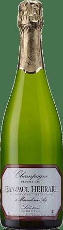 Jean-Paul Hebrart 1er Cru Sélection Vielles Vignes Brut NV Pinot Noir