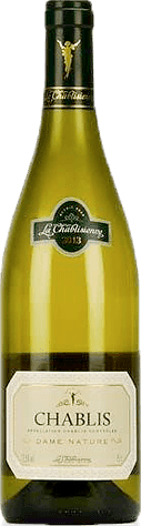 La Chablisienne Petit Chablis Dame Nature Bio 2015 Chardonnay