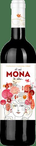 La Más Mona de Todas Tinto 2019 Tempranillo